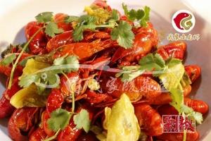 剁椒小龙虾龙虾