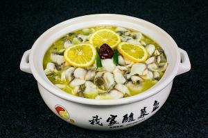 武汉柠檬鱼
