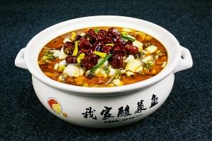 武汉酸菜鱼(重辣)