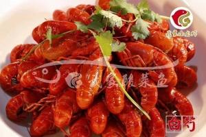 白芍小龙虾