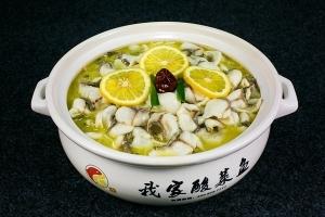 百岁酸菜鱼加盟